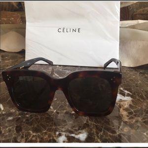 Céline Tilda sunglasses Havana